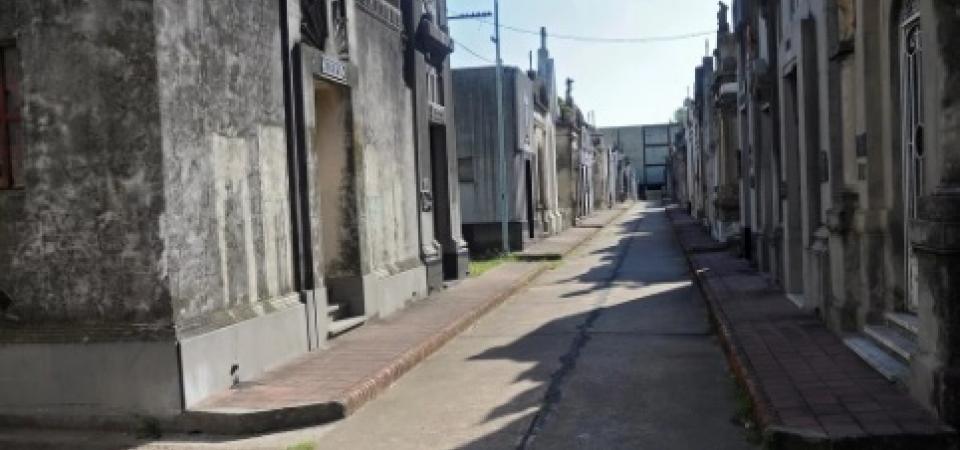 San Pedro: Se robaron 170 metros de cable y dejaron sin luz al cementerio.