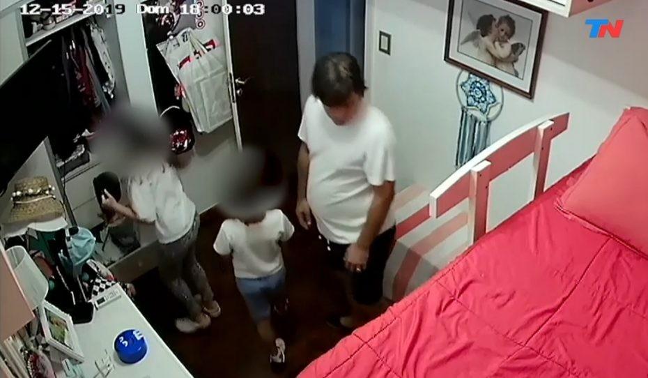 """Una nena de 12 años filmó a su propio abusador """"in fraganti"""""""