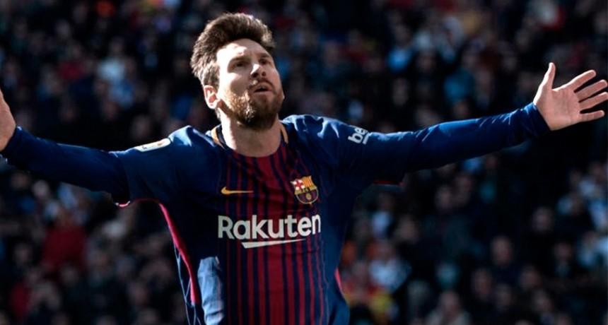 Messi y el plantel de Barcelona deberán pasar un control sanitario en Italia