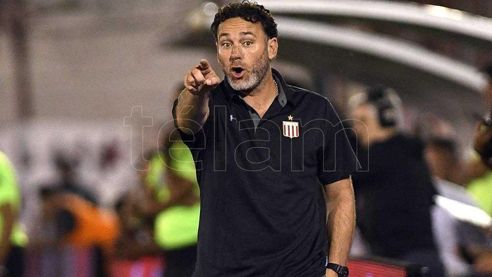 Milito renunció a la dirección técnica de Estudiantes