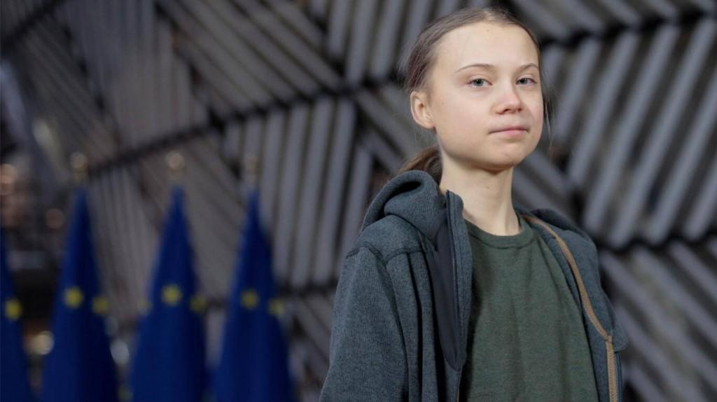 Greta Thunberg se autoaisló por síntomas de coronavirus
