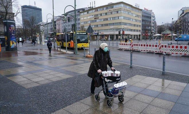 Coronavirus: Alemania registra casi 6.200 nuevos contagiados y 140 muertes en 24 horas