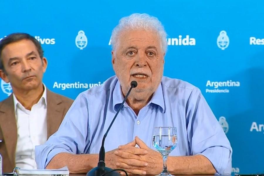 Ginés González García sobre la salida de la cuarentena: