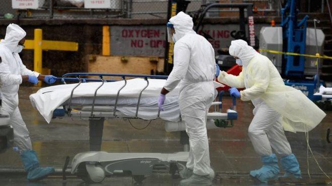 Coronavirus en EE.UU.: los cuestionamientos al gobierno de Trump por