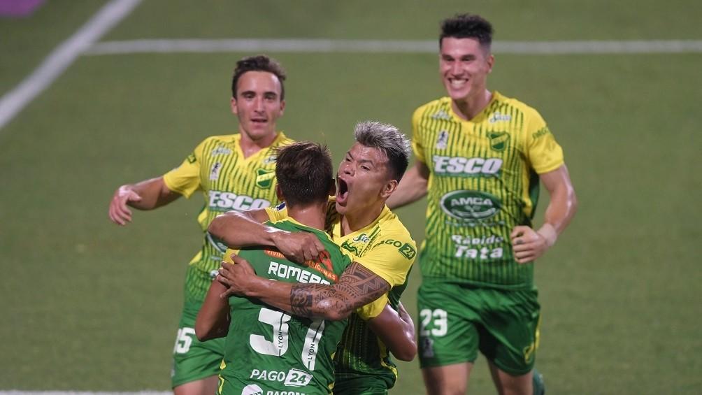 Defensa y Justicia va por la remontada en Brasil ante Palmeiras
