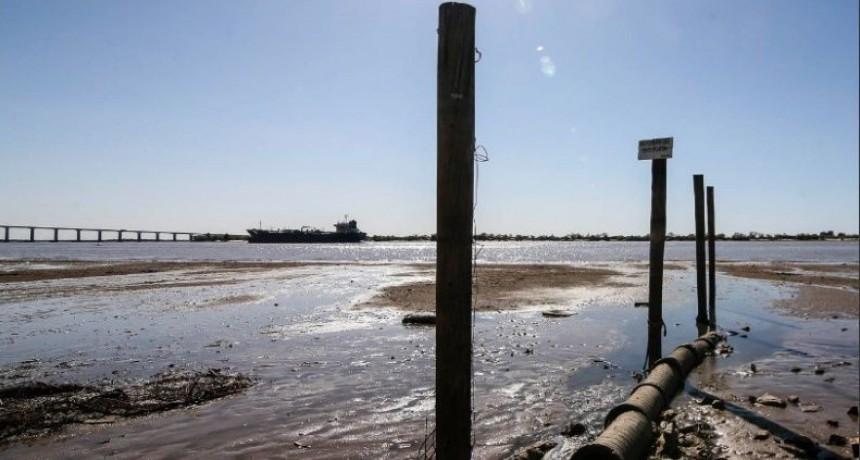 La bajante del Paraná ya causó pérdidas por más de US$ 240 millones